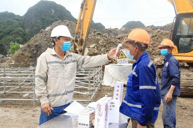 Ngành Xây dựng Bạc Liêu tăng cường các biện pháp phòng, chống dịch Covid-19 trên các công trường xây dựng