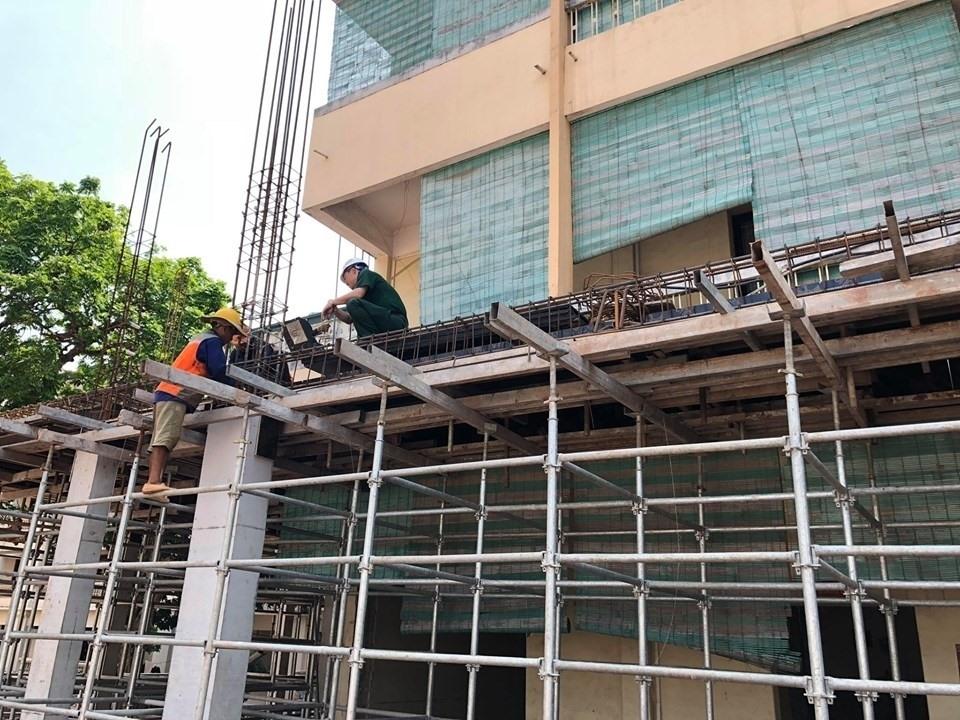 Tạm dừng hoạt động thi công xây dựng tại Thành phố Hồ Chí Minh
