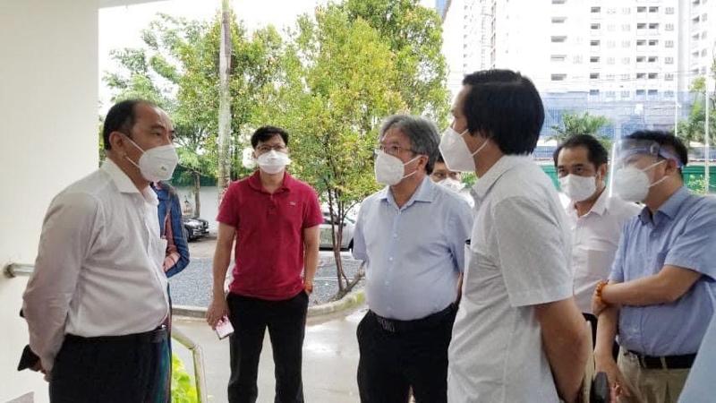 Giám đốc Bệnh viện Việt Đức chọn địa điểm lập Trung tâm hồi sức Covid-19 cho Thành phố Hồ Chí Minh