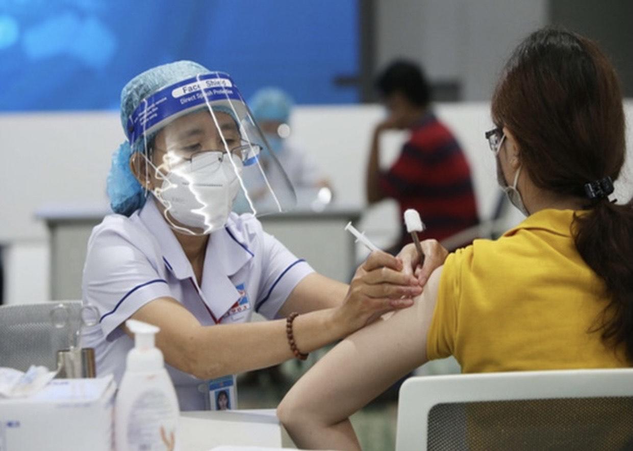 Vương quốc Anh sẽ trao tặng 415.000 liều vắc xin phòng Covid-19 cho Việt Nam