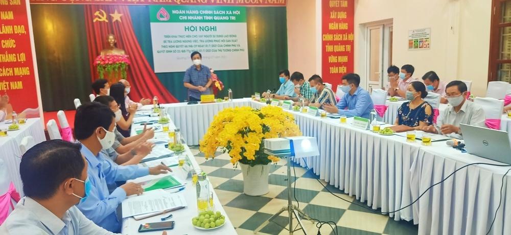 Quảng Trị: Doanh nghiệp vận tải khó tiếp cận nguồn vốn hỗ trợ người lao động