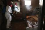 Đã có 1.350 người tử vong do Ebola