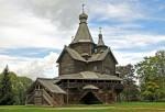 Nhà thờ gỗ: Tuyệt phẩm của kiến trúc Nga