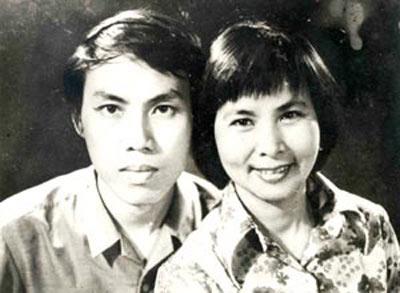 Xuân Quỳnh - Lưu Quang Vũ, một mối tình thơ