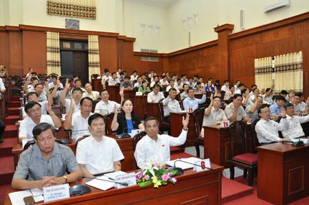 Hưng Yên bầu Phó Chủ tịch UBND tỉnh