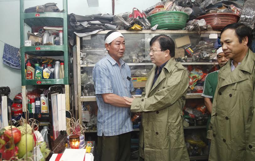 Bộ Xây dựng sẽ tư vấn hỗ trợ tỉnh Quảng Ninh trong công tác quy hoạch điểm dân cư an toàn