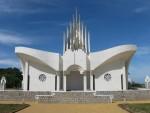Đài tưởng niệm núi Nhạn: Đỉnh cao của ngôn ngữ kiến trúc