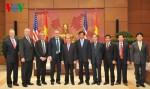Quốc hội Việt Nam cam kết hành động vì 1 thế giới phát triển bền vững