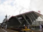 Uy lực chống ngầm của tàu sân bay trực thăng lớn nhất Nhật