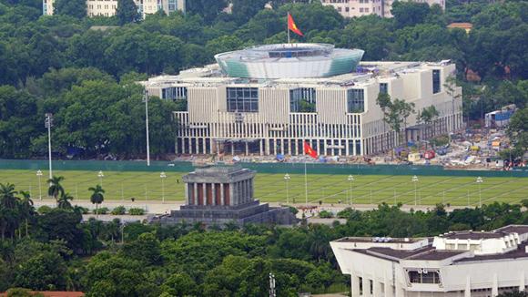 70 năm Kiến trúc Việt Nam - nhìn lại và suy nghĩ