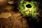 Thiết kế hệ thống chiếu sáng cho nhà vườn