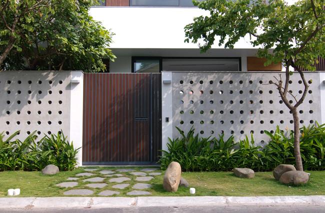 100543baoxaydung image002 - Ngôi nhà 3 tầng đẹp như khách sạn 5 sao giữa Sài Gòn