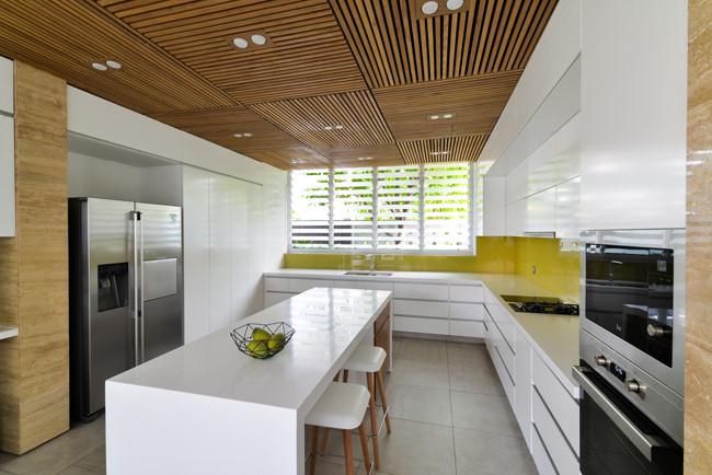 100544baoxaydung image008 - Ngôi nhà 3 tầng đẹp như khách sạn 5 sao giữa Sài Gòn
