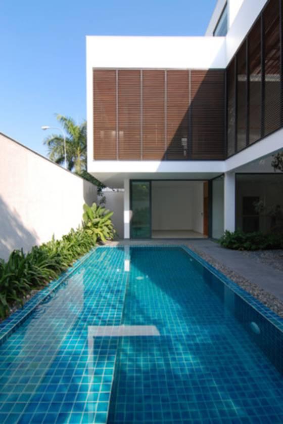 100544baoxaydung image009 - Ngôi nhà 3 tầng đẹp như khách sạn 5 sao giữa Sài Gòn