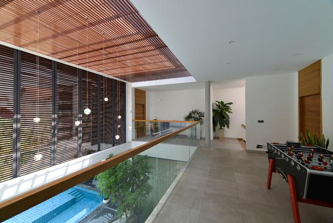 100544baoxaydung image011 - Ngôi nhà 3 tầng đẹp như khách sạn 5 sao giữa Sài Gòn