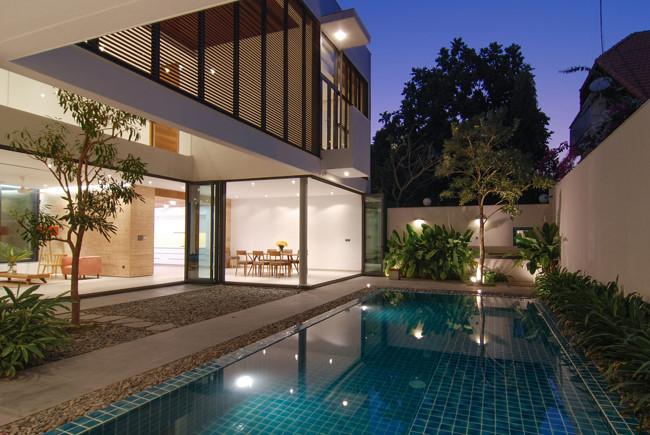 100545baoxaydung image018 - Ngôi nhà 3 tầng đẹp như khách sạn 5 sao giữa Sài Gòn