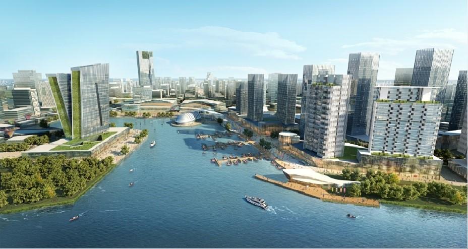 TP HCM: Lựa chọn nhà đầu tư thực hiện dự án Khu đô thị Bình Quới - Thanh Đa
