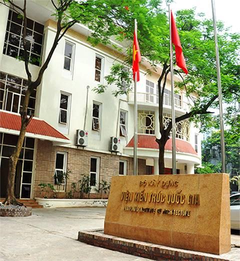 Chấp thuận chủ trương cải tạo cơ sở nghiên cứu khoa học Viện Kiến trúc Quốc gia