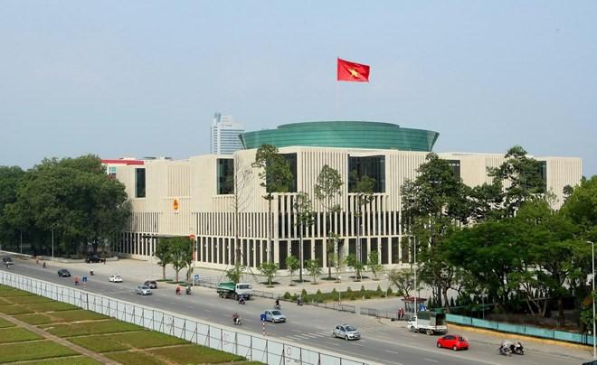 Điều chỉnh giá Hợp đồng gói thầu XL-07 công trình Nhà Quốc hội