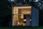 Ngôi nhà tiền chế siêu nhỏ trị giá 190.000 USD