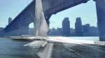 Cây cầu nổi hình chuồn chuồn có thể di chuyển đến các địa điểm mới