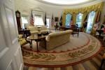 """Chùm ảnh: Nhà Trắng """"khoác áo mới"""" sau đợt tu sửa"""