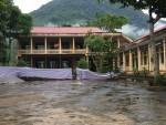 Thanh Hóa: Đang nâng cấp sửa chữa trường bỗng nhiên bị sập