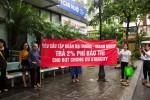 Hà Nội: Cư dân Star City biểu tình đòi Ocean Group bàn giao quỹ bảo trì