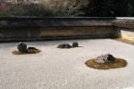Bí ẩn kiến trúc vườn đá trong đền Ryoanzi