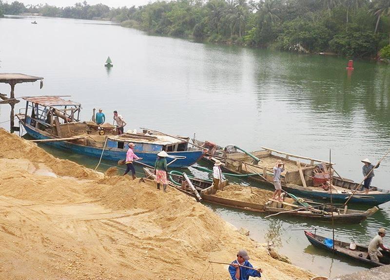 Góp ý dự thảo Nghị định quy định quản lý về cát, sỏi lòng sông và bảo vệ lòng, bờ, bãi sông