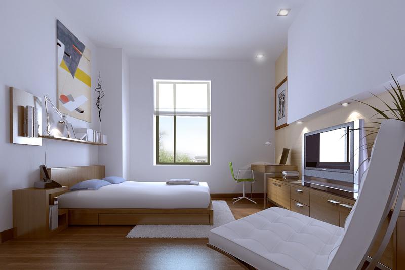 Những sai lầm cần tránh khi thiết kế phòng ngủ