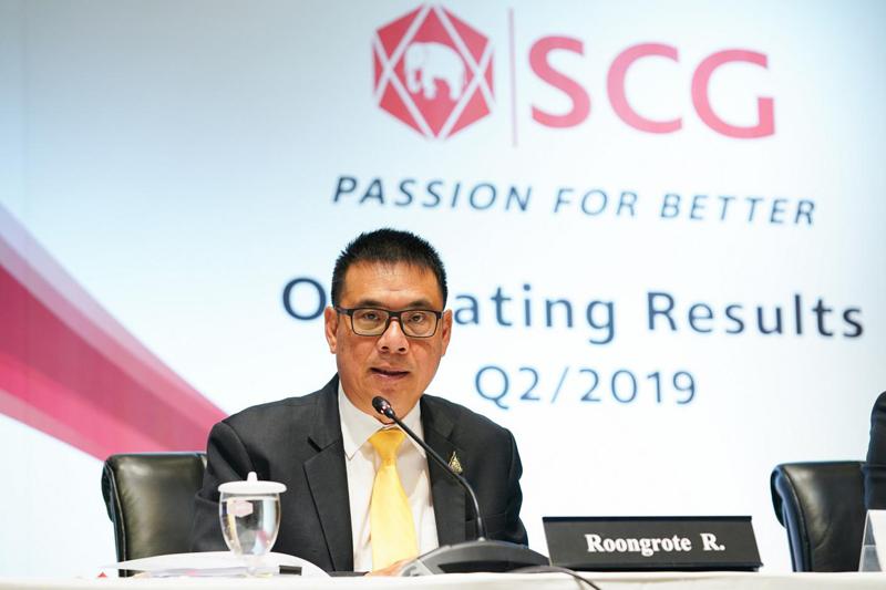 Doanh thu của SCG Việt Nam vẫn giữ mức ổn định