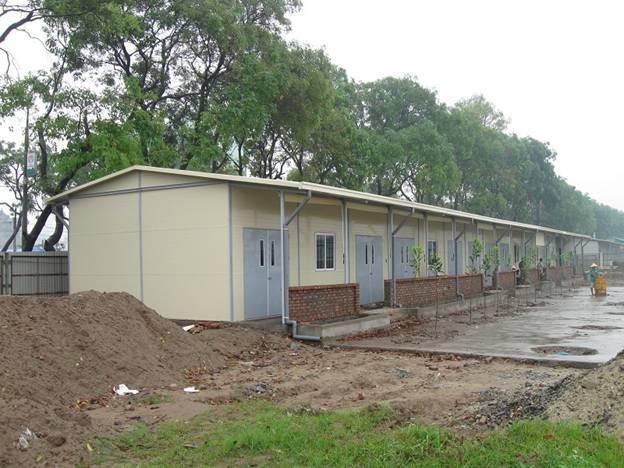 Hướng dẫn xác định chi phí nhà tạm tại hiện trường để ở và điều hành thi công
