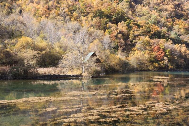 Chốn thiên đường đẹp như tranh, tách biệt trần thế ở Trung Quốc