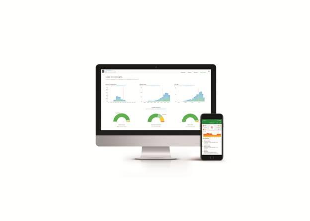 Ứng dụng EcoStruxure quản lý cơ sở hạ tầng trung tâm dữ liệu