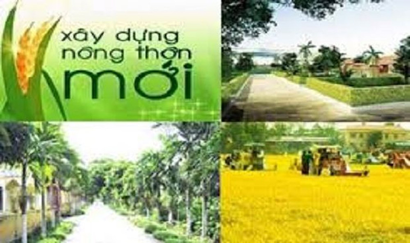 Tổng kết 10 năm xây dựng nông thôn mới tại Đồng bằng sông Hồng và Bắc Trung Bộ