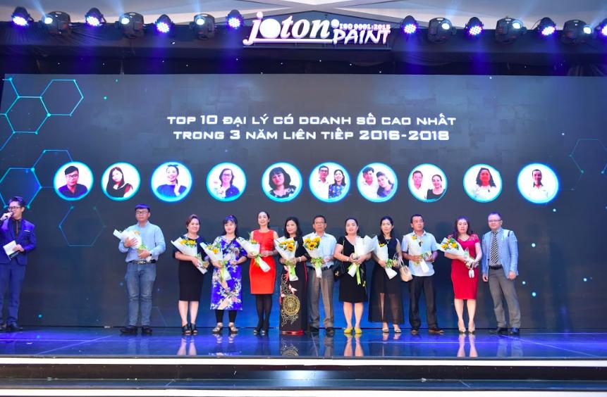 Sơn Joton ra mắt sản phẩm sơn Nano GreenShield