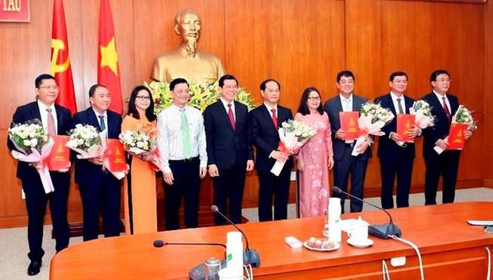 Bà Rịa – Vũng Tàu: Điều động Bí thư Thành ủy Vũng Tàu về làm Phó Chủ tịch HĐND tỉnh