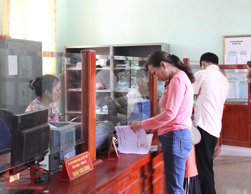 Bắc Giang: Theo dõi thi hành pháp luật trong lĩnh vực cấp mới, cấp đổi giấy chứng nhận quyền sử dụng đất