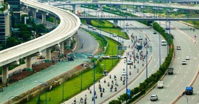 Định mức dự toán một số công tác áp dụng trong lập tổng mức đầu tư dự án xây dựng tuyến tàu điện ngầm số 2 Bến Thành - Tham Lương