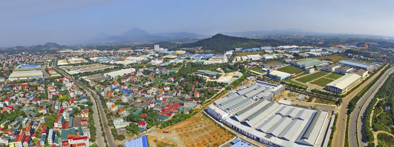 Vĩnh Phúc: Vượt chỉ tiêu thu hút đầu tư vào các khu công nghiệp