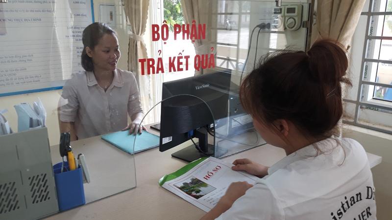 Vĩnh Phúc: Tam Dương đẩy mạnh ứng dụng công nghệ thông tin trong xây dựng chính quyền điện tử