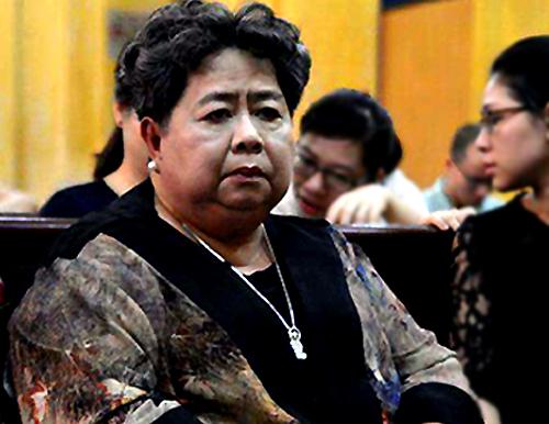 Đại gia Hứa Thị Phấn bị cáo buộc chiếm đoạt 1.300 tỷ đồng
