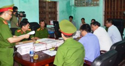 Nghệ An: Khởi tố 2 bị can là trưởng phòng của UBND huyện Yên Thành