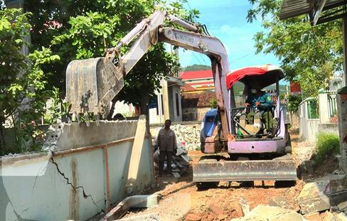 Ba Đồn đóng góp trên 44 tỷ đồng xây dựng nông thôn mới