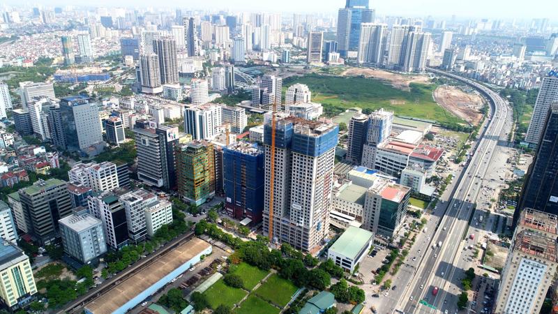 Vì sao cư dân hiện đại lại khao khát sở hữu căn hộ phía Tây Hà Nội?