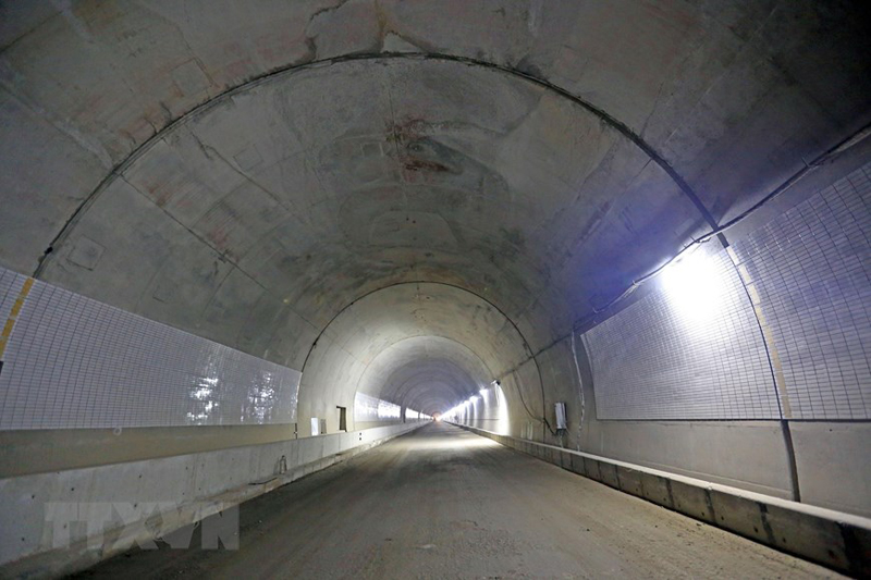 Sẽ hoàn thành hầm đường bộ Hải Vân 2 trong năm 2020