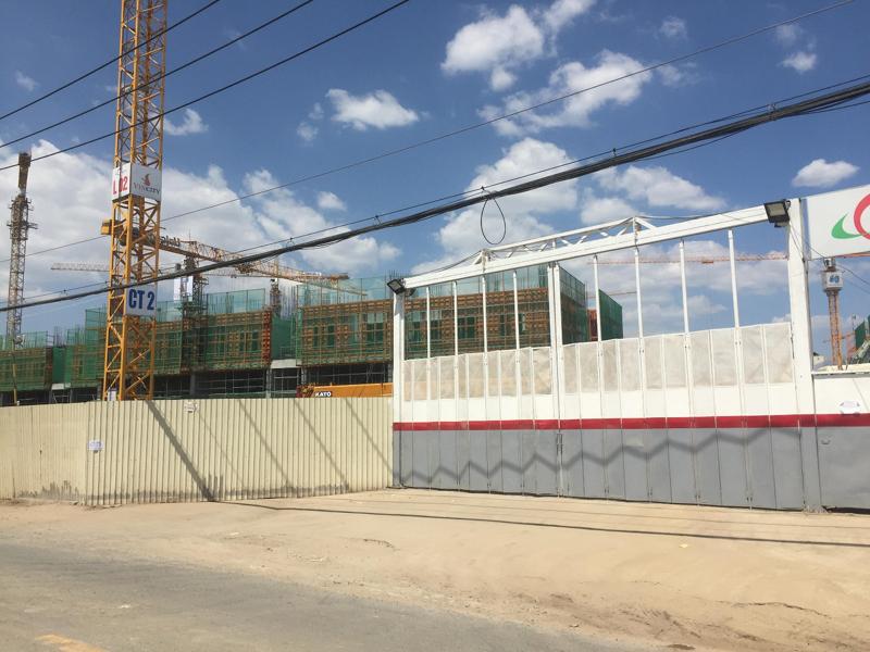 Khu đông TP Hồ Chí Minh: Lúng túng trong xử lý trật tự xây dựng