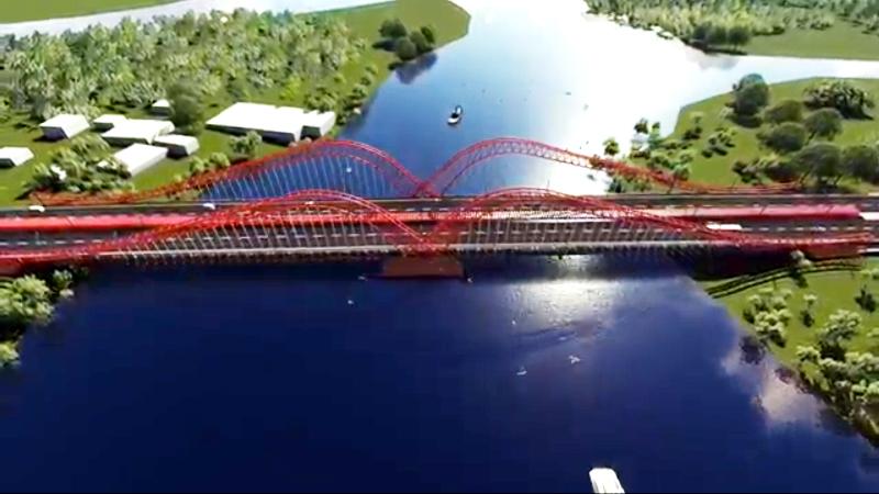 Bà Rịa – Vũng Tàu: Khởi công gói thầu xây lắp hạ tầng kỹ thuật dự án Chỉnh trang kiến trúc cầu Cỏ May