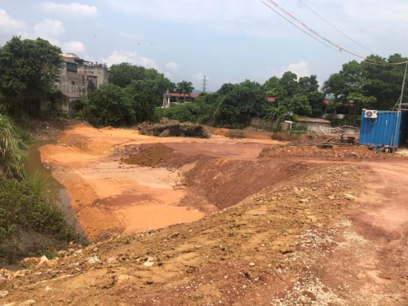 Thái Nguyên: Xử lý nghiêm doanh nghiệp xây dựng khu dân cư vi phạm Luật Đê điều